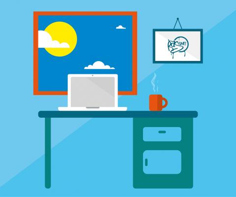 Comment rendre un espace de travail agréable ?
